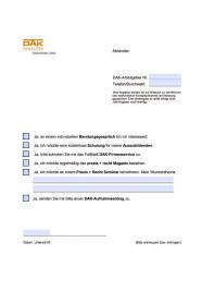 serviceanforderungen - Abtretungserklarung Versicherung Muster Kostenlos
