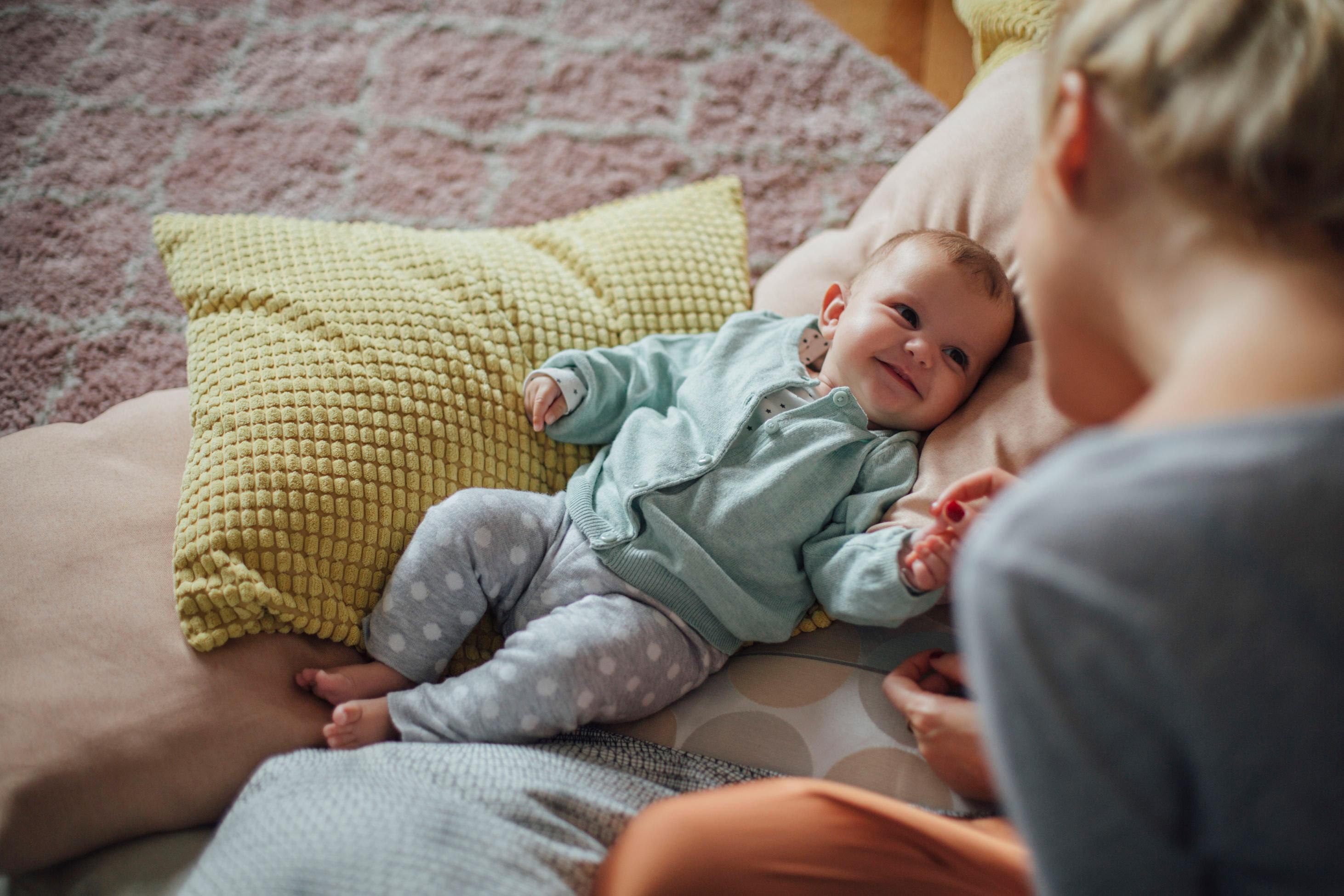Dak Willkommen Baby Dak Gesundheit